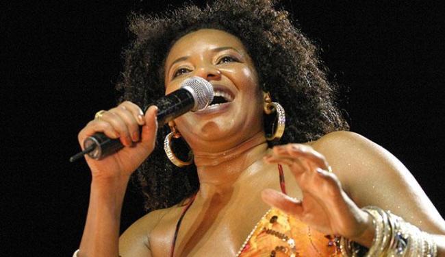 Margareth Menezes vai levar o Afropop para outras cidades do País - Foto: Ronaldo Silva   Secom