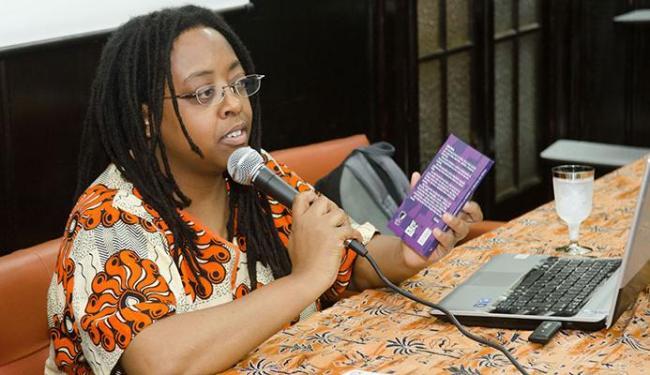 Escritores brasileiros como Cidinha da Silva estão entre os convidados do encontro literário - Foto: André Frutuoso   Divulgação