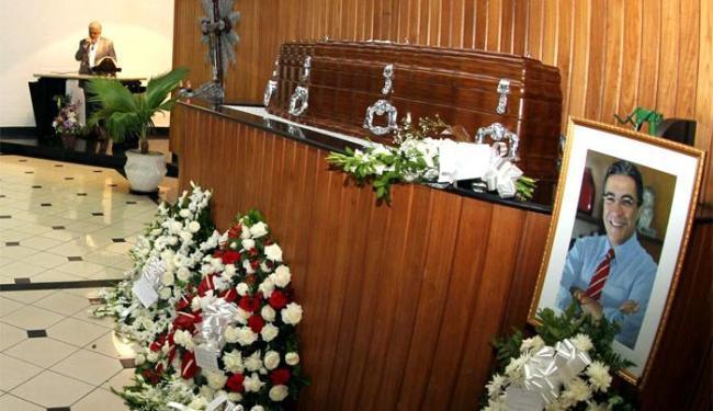Cremação aconteceu no cemitério Jardim da Saudade, em Brotas - Foto: Manu Dias | GOVBA