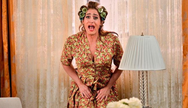 Minha Mãe É uma Peça, com Paulo Gustavo, foi um dos filmes de maior sucesso este ano - Foto: Divulgação