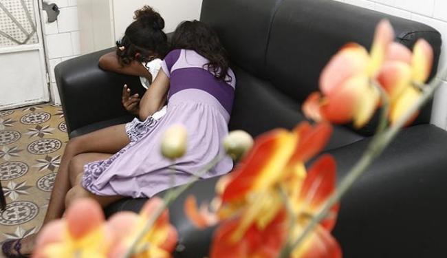 Vítimas de abuso no interior no último dia 27. Campanha lançada hoje quer evitar novos casos - Foto: Luiz Tito/Ag. A Tarde. Data