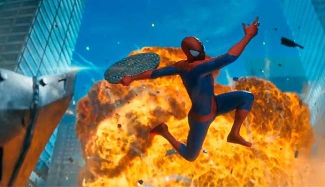 Homem-Aranha vai ter trabalho na segunda aventura - Foto: Reprodução