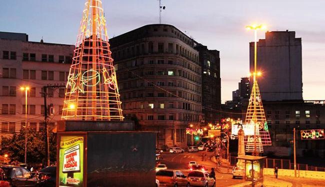 Iluminação será ligada nesta sexta-feira, às 18h - Foto: Joá Souza | Ag. A TARDE