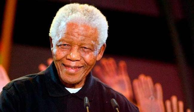 Mandela foi ícone da luta pela igualdade racial e ex-presidente da África do Sul - Foto: Agência EFE