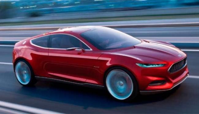 Mustang 2015 terá