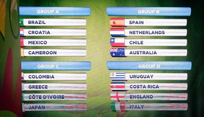 Chaveamento do Brasil pode ter Espanha ou Holanda nas oitavas de final - Foto: Silvia Izquierdo   AP Photo