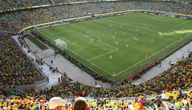 A Arena Fonte Nova vai receber o jogo entre Espanha e Holanda no dia 13 de junho, ás 16 horas - Foto: Fernando Amorim   Ag. A TARDE