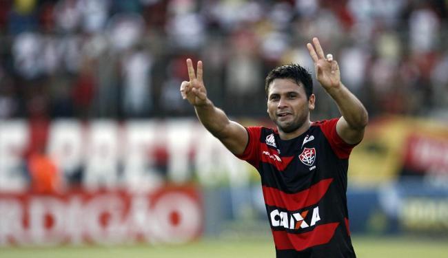 Maxi marcou no último jogo e pretende repetir a dose - Foto: Raul Spinassé | Ag. A TARDE