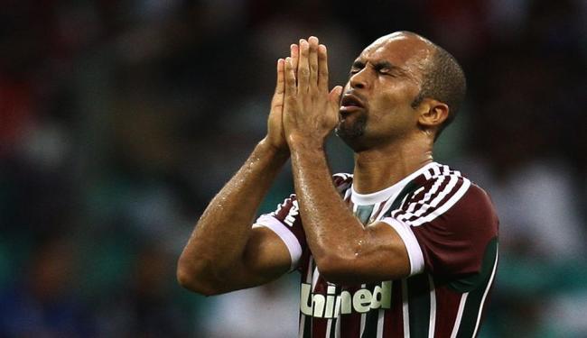 As declarações dos jogadores mesclaram lamentações e promessas de retorno à Série A - Foto: Lúcio Távora   Ag. A TARDE