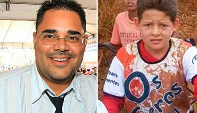 Ricardo Rodrigues Alencar e Renato Alencar foram mortos na noite deste domingo - Foto: Reprodução   Irecê Repórter