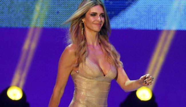 Após destaque no sorteio da Copa, Fernanda Lima também vai apresentar o prêmio Bola de Ouro - Foto: Sergio Moraes | Agência Reuters