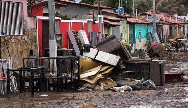 Cidade ainda contabiliza os prejuízos - Foto: Haroldo Abrantes | GOVBA