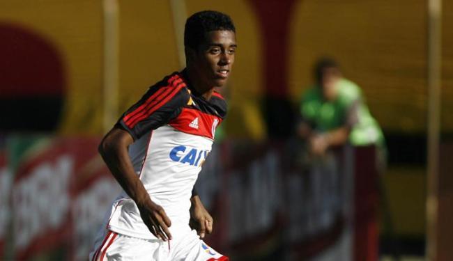 Gabriel deve voltar ao Bahia em uma troca com o Flamengo envolvendo o volante Feijão - Foto: Raul Spinassé | Ag. A Tarde
