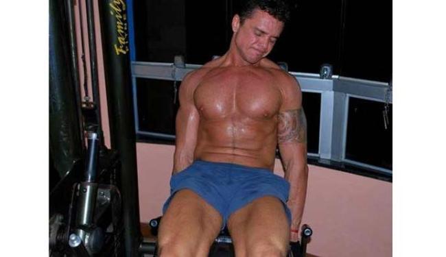 Netinho aparece musculoso em foto antiga - Foto: Reprodução | Instagram
