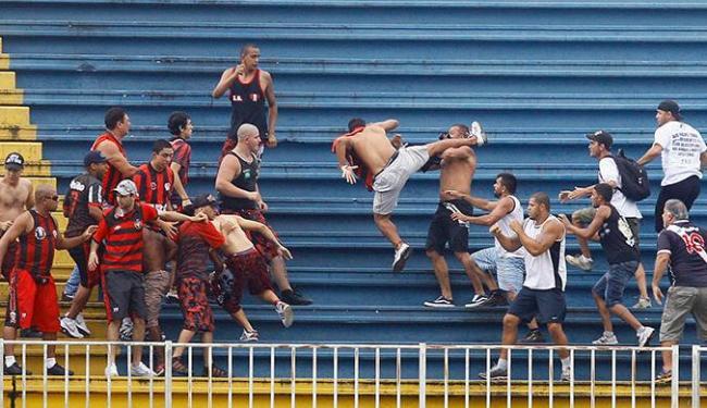 Entre as medidas está a unificação de cadastro de torcedores 'brigões' - Foto: Pedro Kirilos l Agência O Globo