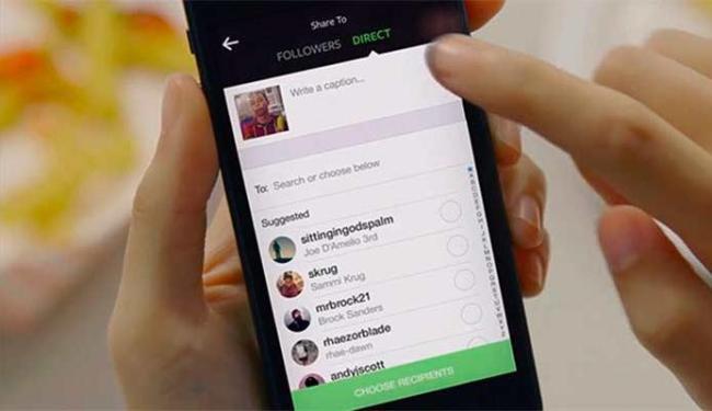 Novo modo permite enviar arquivos em mensagens privadas - Foto: Divulgação
