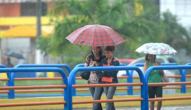 Chuvas podem vir com trovoadas no Oeste, São Francisco, Sudoeste, Chapada Diamantina e Sul - Foto: Luiz Tito/ag. A Tarde