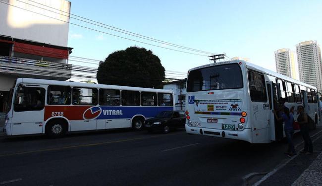 Linhas vão mudar para reduzir tempo de deslocamento dos ônibus - Foto: Lúcio Távora   Ag. A TARDE