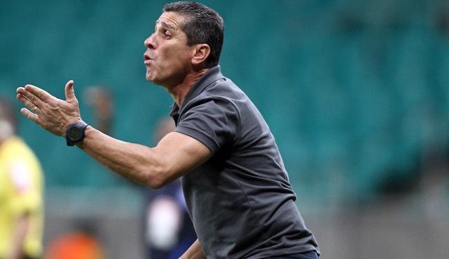 Técnico foi considerado caro pela direção do time campineiro - Foto: LUCIO TAVORA / AG. A TARDE