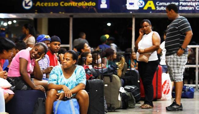 Agerba recomenda que passageiros antecipem compra dos bilhetes para evitar transtornos - Foto: Lúcio Távora / Ag. A Tarde