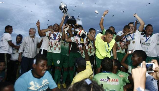 Itajuípe conquistou torneio pela 2ª vez na história, ambas de forma invicta - Foto: Luiz Tito | Ag. A TARDE