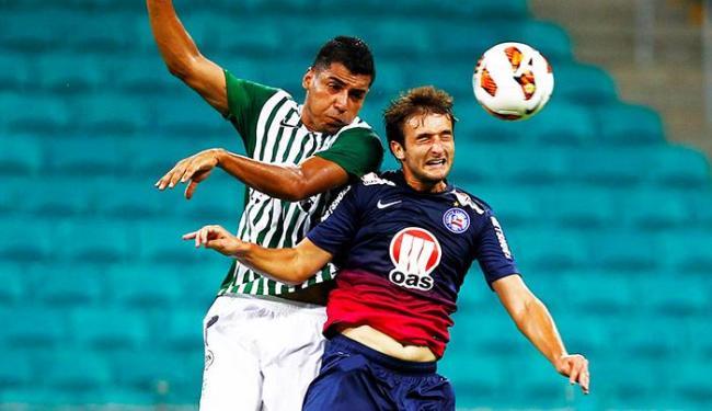 Esquadrão disputará torneio continental pelo terceiro ano consecutivo - Foto: Eduardo Martins   Ag. A Tarde