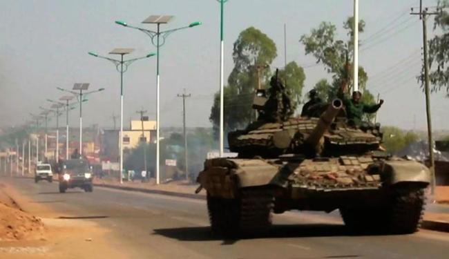 há relatos de fortes combates na área ao redor de Bor desde as 3h, segundo a ONU - Foto: Agência Reuters