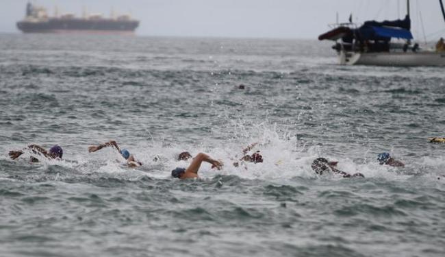 Tradicional prova teve data mudada por pedido de atletas e clubes que participam do evento - Foto: Adilton Venegeroles / Ag. A TARDE