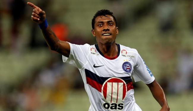 Kléberson tem contrato com o Bahia até o final de 2014, mas deve rescindir de forma amigável - Foto: ERNESTO RODRIGUES/ESTADÃO CONTEÚDO
