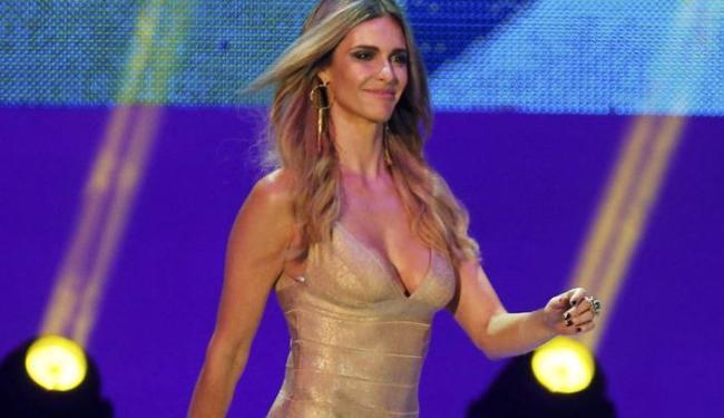 Apresentadora diz já ter sido vítima de preconceito por ser modelo e loira - Foto: Sergio Moraes | Agência Reuters