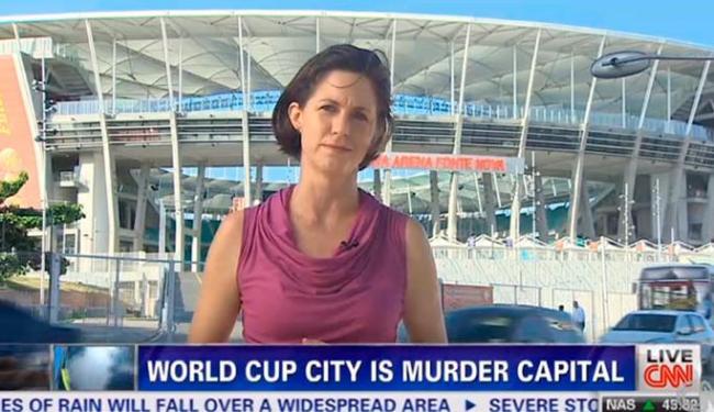 Uma das cidades-sede da Copa, Salvador é descrita como