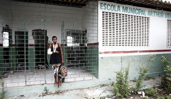 Em depoimento, Daniela Santos de Almeida confirmou os maus-tratos - Foto: Luiz Tito   Ag. A TARDE
