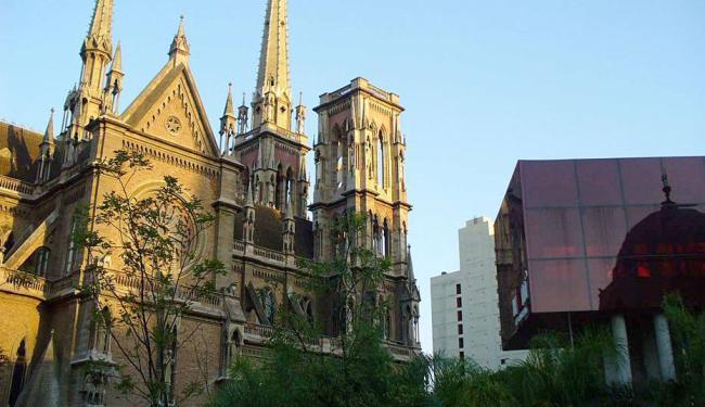 Igreja dos Capuccinos, em Córdoba, de arquitetura gótica - Foto: Débora Gares   Divulgação