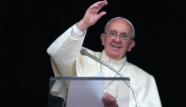 Francisco explicou que hoje se celebra São Estêvão, que foi o primeiro mártir da Igreja - Foto: Agência Reuters