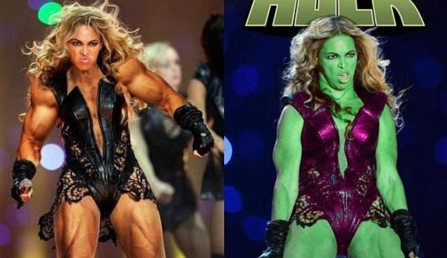 Beyoncé foi vítima de viral nas redes sociais - Foto: Reprodução