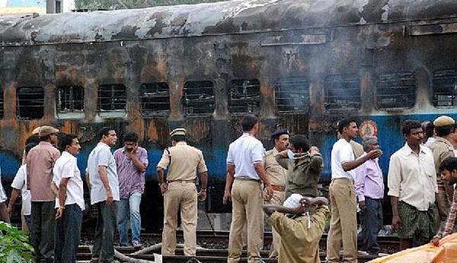 Equipes inspecionam o trem após a tragédia - Foto: Reprodução | news.cn