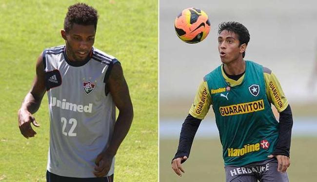 Atacante Rhayner chega ao Bahia e o volante Lucas Zen estará no Vitória em 2014 - Foto: Folhapress | Estadão Conteúdo