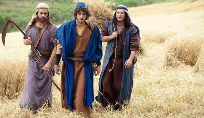 Primeira história vai mostrar transformação de Simão em Pedro, o primeiro discípulo de Jesus - Foto: Rodrigo Disnei | Divulgação
