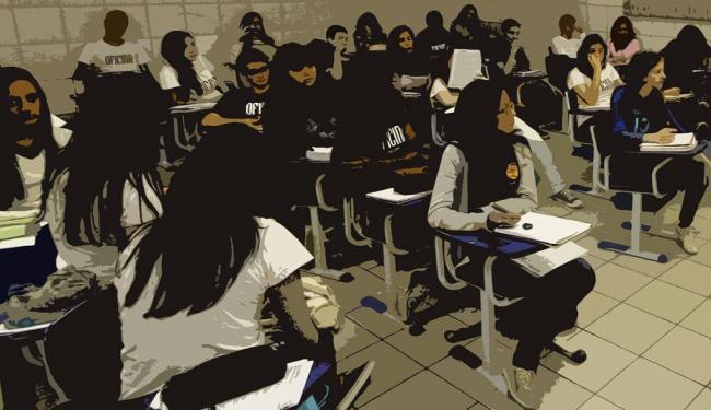 Alunos de várias escolas escreveram sobre o ano que começa; confira - Foto: Arte sobre foto de Eduardo Martins   Ag. A TARDE