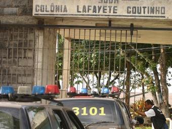 A Colônia Penal Lafayete Coutinho fica em Castelo Branco - Foto: Xando P.   Ag. A TARDE