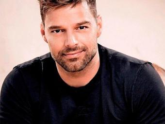 Ricky Martin tornou pública sua relação com González Abella em 2011 - Foto: Instagram   Reprodução