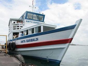 Treze lanchas vão operar a partir de 12 horas - Foto: Mila Cordeiro | Ag. A TARDE