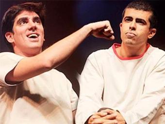 A atração com Marcelo Adnet e Marcius Melhem se chamará Tá no Ar - Foto: Divulgação