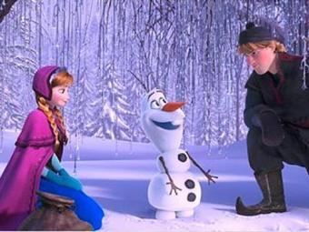 Com US$ 500 milhões já arrecadados, Frozen fica atrás somente de O Rei Leão - Foto: Divulgação