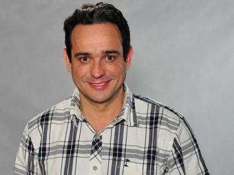 O ator Hugo Gross atuou na novela Aquele Beijo, em 2011 - Foto: Divulgação | TV Globo
