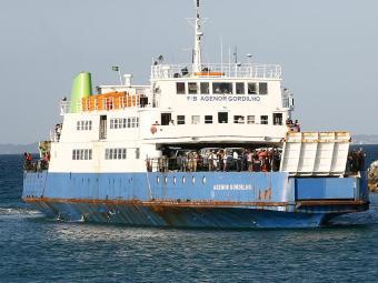 C inco ferries operam em esquema de bate-volta - Foto: Fernando Amorim   Ag. A TARDE