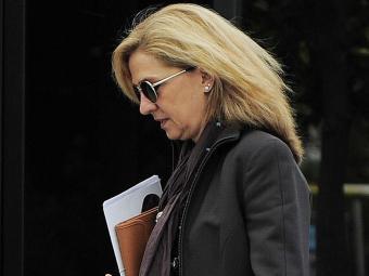Princesa Cristina é acusada por fraude fiscal e lavagem de dinheiro - Foto: AP Photo