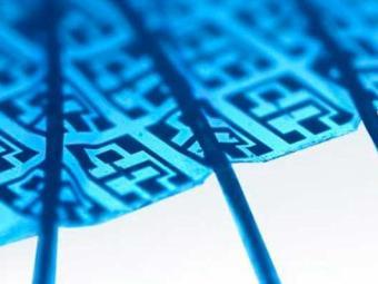 Chip pode ser colocado nos cabelos humanos - Foto: Divulgação