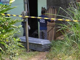 O crime ocorreu durante a madrugada dentro de uma casa - Foto: Divulgação/Itacaré Urgente