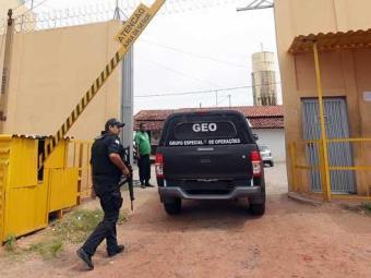 Entrada do presídio de Pedrinhas no Maranhão - Foto: MÁRCIO FERNANDES/ESTADÃO CONTEÚDO